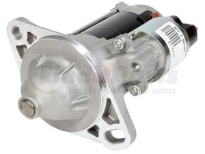 119626-77011 by HITACHI/YANMAR-REPLACEMENT - REPLACES HITACHI/YANMAR, STARTER, 12-VOLT, 9-TOOTH, 1.1 KW, CW, PLGR