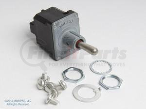 12798-001 by UPRIGHT-REPLACEMENT - REPLACES UPRIGHT, SWITCH, TOGGLE, ON-OFF-ON, AFTERMARKET