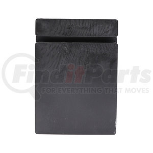"""60-1546 by POWER PRODUCTS - End Pad; L = 6-1/2"""", W = 4-5/8"""", Thk = 5/8"""""""