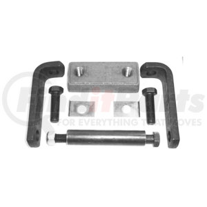 10-1046 by POWER PRODUCTS - Equalizer Bracket/Wear Pad Kit
