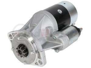 129953-77010 by HITACHI/YANMAR-REPLACEMENT - REPLACES HITACHI/YANMAR, STARTER, 12-VOLT, 9-TOOTH, 3.0 KW, CW, OSGR