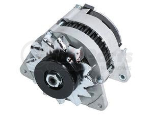 1475922N91 by PERKINS ENGINES-REPLACEMENT - REPLACES PERKINS ENGINES, ALTERNATOR, 12 VOLTS, 70 AMP, CW, IR/EF, W/PULLEY