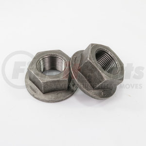 """90-12725 by POWER PRODUCTS - Flanged Lock Nut, 1"""" – 14TPI, Hex = 1 7/16"""", H = 7/8"""""""