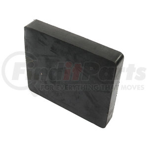 """60-1527 by POWER PRODUCTS - End Pad; L = 5-1/4"""", W = 4-5/8"""", Thk = 13/16"""""""