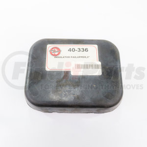 "40-336 by POWER PRODUCTS - Insulator, Upper; L = 6-"", W = 4-1/2"", H = 3"""