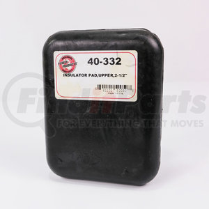 "40-332 by POWER PRODUCTS - Insulator, Upper; L = 6"", W = 4-1/2"", H = 2-1/2"""