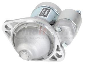 2-2009-HI by WAI-REPLACEMENT - REPLACES WAI, STARTER, 12-VOLT, 11-TOOTH, 1.2 KW, CW, PMGR