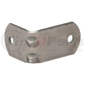 607966 by RETRAC MIRROR - Right Angle Bracket, Sst, 1/4in. Hole