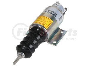 7750000049 by GROVE MANLIFT-REPLACEMENT - REPLACES GROVE MANLIFT, SOLENOID, FUEL SHUT-OFF, CUMMINS KOHLER ENGINES