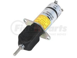 7750000108 by GROVE MANLIFT-REPLACEMENT - REPLACES GROVE MANLIFT, SOLENOID, FUEL SHUT-OFF, KUBOTA ENGINES