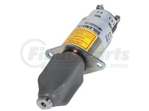 7750000755 by GROVE MANLIFT-REPLACEMENT - REPLACES GROVE MANLIFT, SOLENOID, FUEL SHUT-OFF, KUBOTA WG750B ENGINES