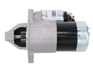 M0T90882 by MITSUBISHI-REPLACEMENT - REPLACES MITSUBISHI, STARTER, 12 VOLT, CW, 8 TEETH, .8 KW, PMGR