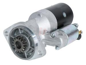 S114-483A by HITACHI/YANMAR-REPLACEMENT - REPLACES HITACHI/YANMAR, STARTER, 12-VOLT, 15-TOOTH, 1.4 KW, CW, OSGR