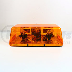 """LTB22Y by POWER PRODUCTS - 15"""" Halogen Mini-Lite Bar Amber"""