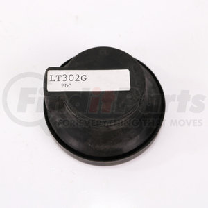 "LT302G by POWER PRODUCTS - 2""Rd Closed Back Rubber Grommet"