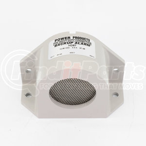 HD87 by POWER PRODUCTS - 12-36v/87db Die-Cast Alum Back Up Alarm