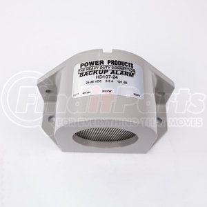 HD107-24 by POWER PRODUCTS - Hd Alarm For 24-36v Applications