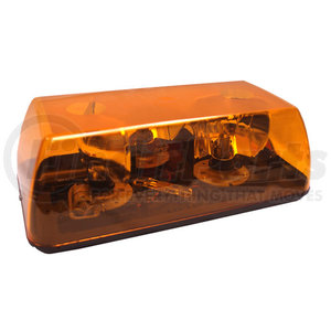 76473 by GROTE - 15″ Rotating Mini-Bar Lamp, Yellow, 24 Volt