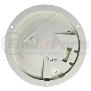 61091 by GROTE - Round Dome Light with Switch, Chrome Base
