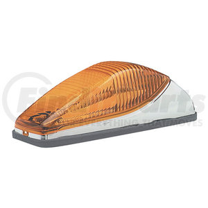 46823 by GROTE - OEM-Style, Large Aerodynamic Cab Marker Lamp, Yellow