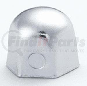"""155 by ROADMASTER -  Chrome nut cover (10 pack) 1/2"""""""