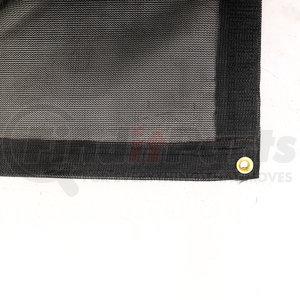 1800142 by SHUR-CO - Heavy-Duty Mesh Tarp, 7' × 32'