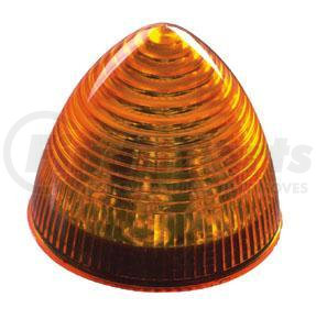 "1821-1A by ROADMASTER - AMBER 9 LED 2"" BEEHIVE LIGHT"