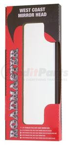 """4115S by ROADMASTER - 7"""" x 16"""" SS  HEATED MIRROR"""