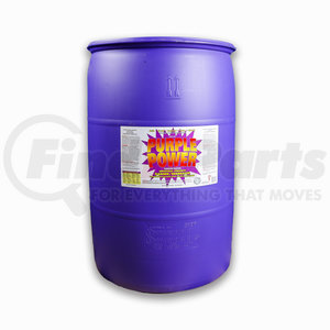 4340P by AIKEN CHEMICAL - PURPLE POWER CLEANER/DEGREASER-55 GALLON