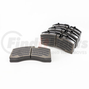 K070796 by BENDIX - BRAKE PAD KIT