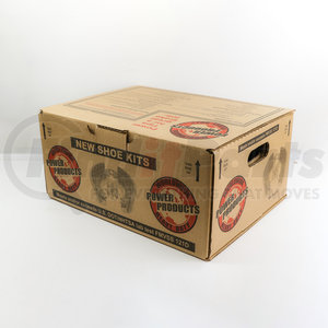 "PP7BOX by POWER PRODUCTS - 7"" Power Products Brake Shoe Box"