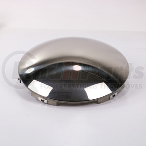 CF450S-1 by POWER PRODUCTS - Front Hubcap - Stainless Steel Baby Moon