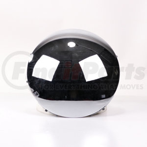 CF450 by POWER PRODUCTS - Front Hubcap - Chrome Baby Moon