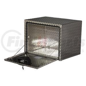 1705103 by BUYERS PRODUCTS - 18x18x30 Inch Diamond Tread Aluminum Underbody Truck Box