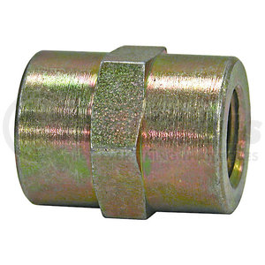 H3309X16 by BUYERS PRODUCTS - Coupling 1 Inch Female Pipe Thread To 1 Inch Female Pipe Thread