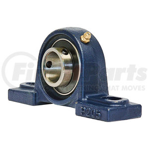 P20 by BUYERS PRODUCTS - 1-1/4 Inch Shaft Diameter Eccentric Locking Collar Style PIllow Block Bearing