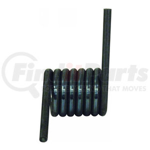 3002880 by BUYERS PRODUCTS - Right Hand Torsion Ramp Spring for Heavy-Duty Trailer Ramps