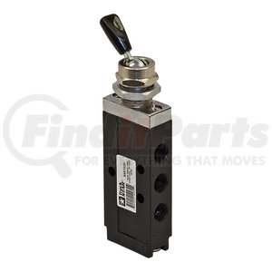 6451030 by BUYERS PRODUCTS - 4-Way, 2-Position Toggle Style Air Valve