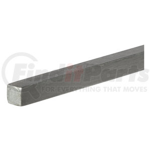KS612 by BUYERS PRODUCTS - 3/8 Inch Square Key Stock x 12 Inch
