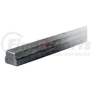 KS4512 by BUYERS PRODUCTS - Step Key Stock 1/4 x 5/16 x 12 Inch