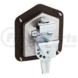L8816 by BUYERS PRODUCTS - Tall Flush Mount T-Handle Latch with Blind Studs
