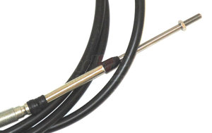 5203BBU144 by BUYERS PRODUCTS - 144 Inch 5200 Series Universal Mount Control Cable