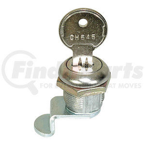 88CH545 by BUYERS PRODUCTS - Replacement Lock Cylinder with Key for L8815, L8915, and L8816 Latch