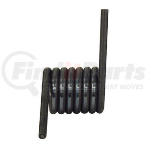 3002879 by BUYERS PRODUCTS - Left Hand Torsion Ramp Spring for Heavy-Duty Trailer Ramps