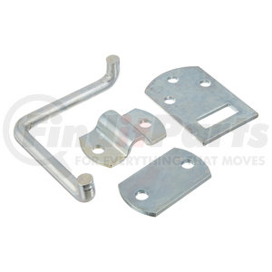 B2588BZ by BUYERS PRODUCTS - Zinc Straight Side Security Latch Set