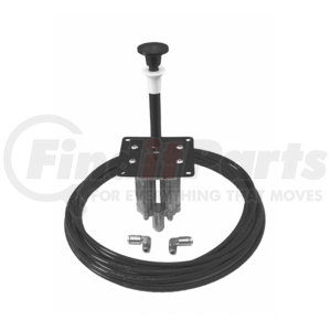 K1010FAS1 by BUYERS PRODUCTS - K1010 Series 4-Way, 3-Position Feathering Air Valve (Valve Only)