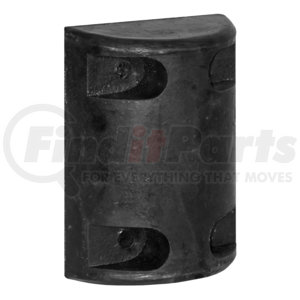 B4000 by BUYERS PRODUCTS - Heavy Duty Friction Stock Bumpers
