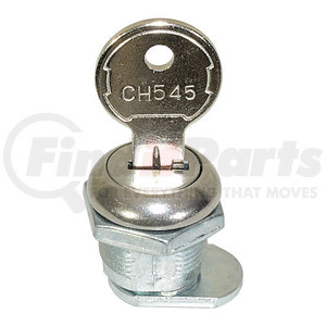 19CH545 by BUYERS PRODUCTS - Replacement Lock Cylinder with Key for Heavy-Duty and Junior Latches