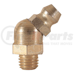 """400 by BUYERS PRODUCTS - 1/4""""-28 Taper Thread Straight Grease Fitting"""