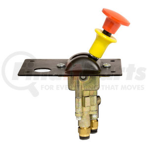 BAV030 by BUYERS PRODUCTS - Manual Air Control Valve Only, 3-Way, 2-Position